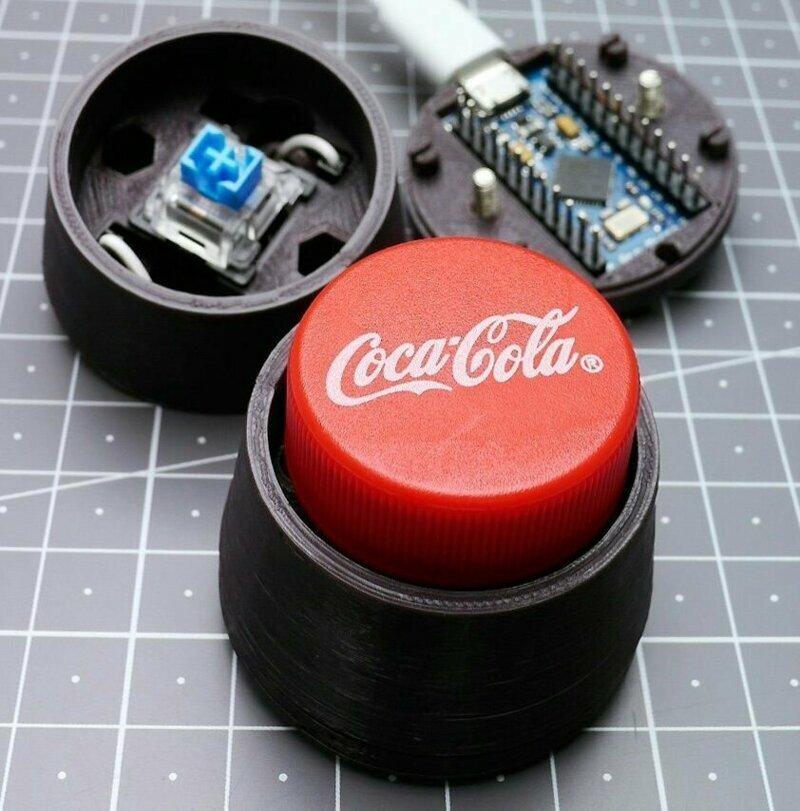 Кнопка «Пора с работы»