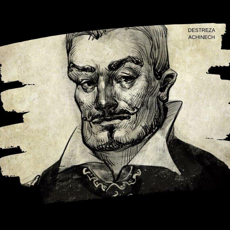 Самая секретная личность Испанской Империи - Франческо Виллардита