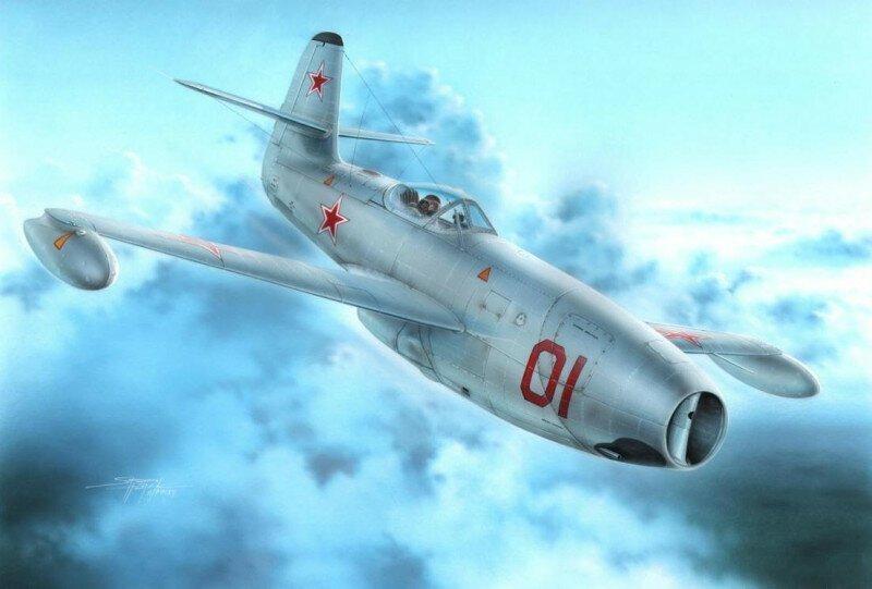 «Операция Альфа»: как румыны для США угнали советский Як-23