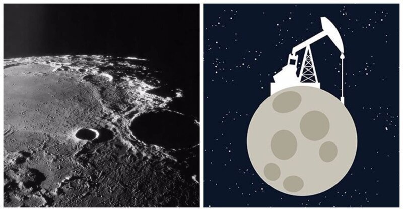 Сокровищница:  ученые выяснили, что скрыто под поверхностью Луны