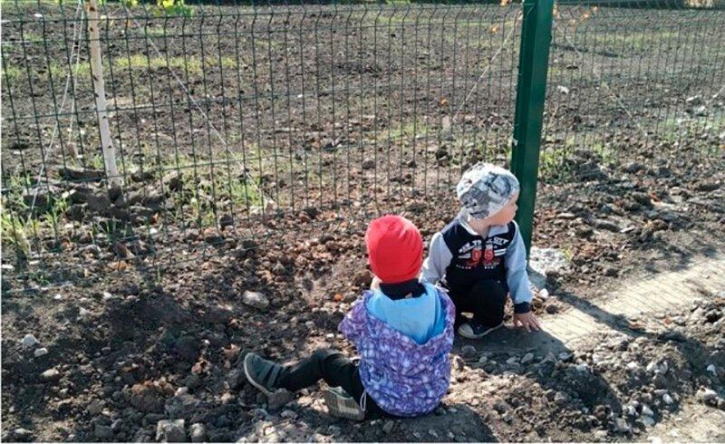 В Татарстане на открытие детского садика привезли подставных детей