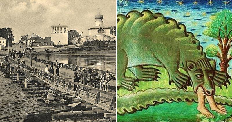 Как Псков избежал резни и подвергся нашествию крокодилов?