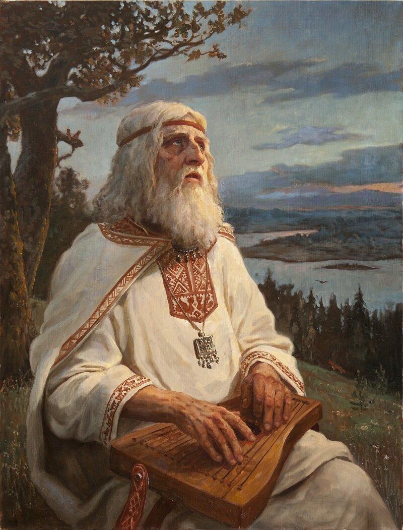 Русский Бог: терпеливый, грозный, но весёлый!