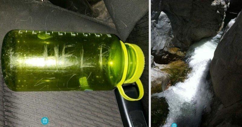 Послание в бутылке спасло попавших в западню туристов