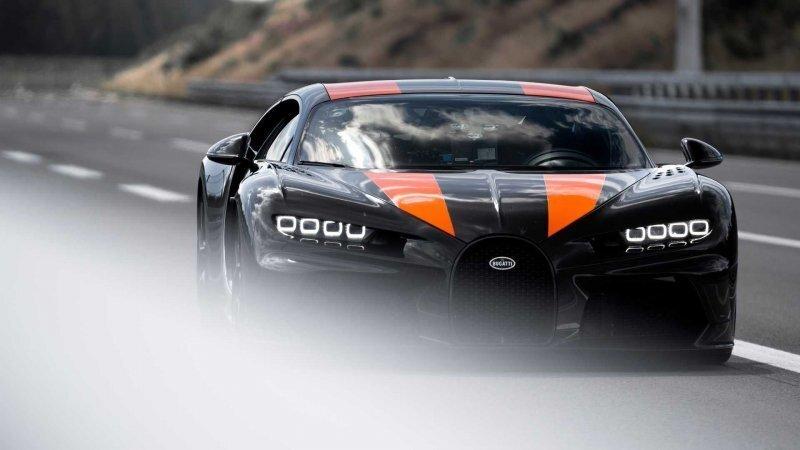 Суперспорт 300+, или Чем закончилась история самой быстрой машины на планете