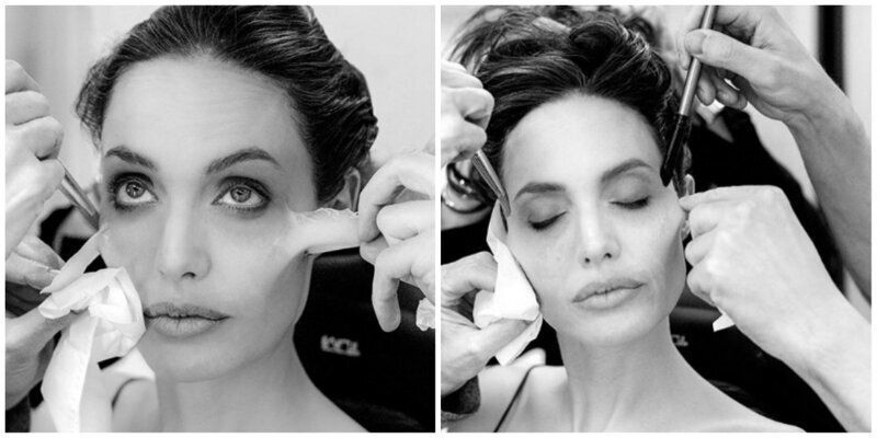 Компания Disney показала, как из Анджелины Джоли Малефисенту делали