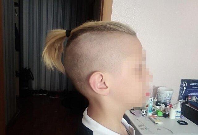 Чем круче причёска, тем меньше мозгов
