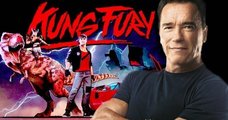 Арнольд Шварценеггер снимается в продолжении эпатажного ретро-боевика Kung Fury