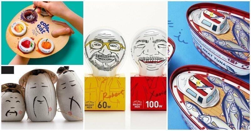 20 шедевральных примеров гениальной упаковки, которая сразит наповал