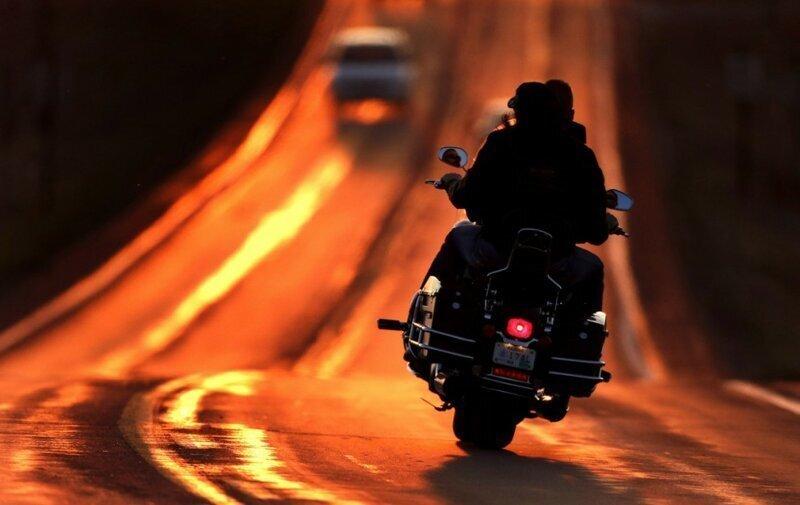 Знаменитости, погибшие в авариях на мотоцикле