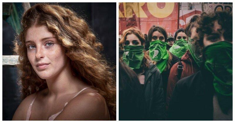 Фотографы со всего мира поделились лучшими женскими кадрами