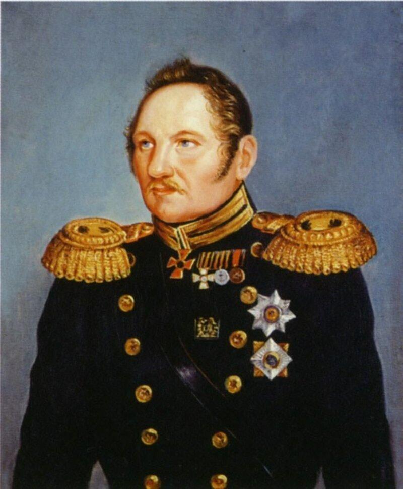 В этот день родился Фаддей Беллинсгаузен (1778 г. - 1852 г.)
