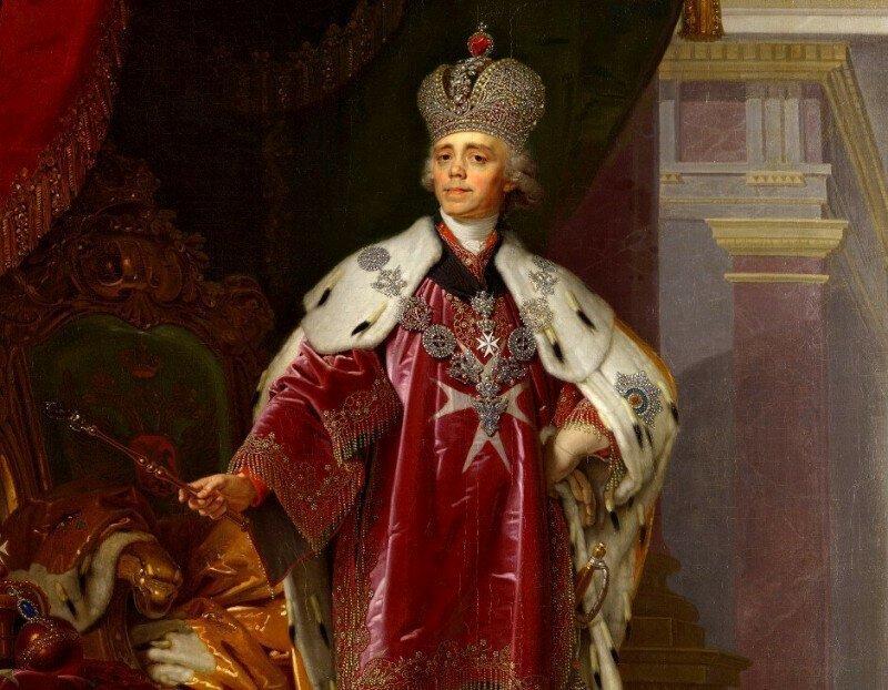 Зачем император Павел I развел на Дворцовой площади костер за 5 миллионов рублей