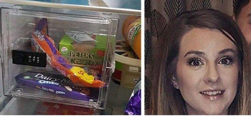 Пара оказалась на грани расставания из-за сейфа в холодильнике