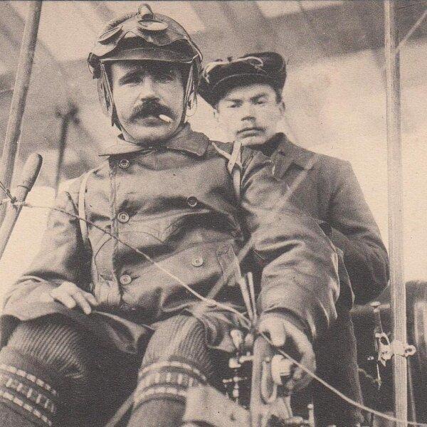 Конфуз русского летчика в Болгарии