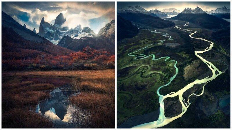 Там, где звенит тишина: головокружительные горные пейзажи Макса Райва