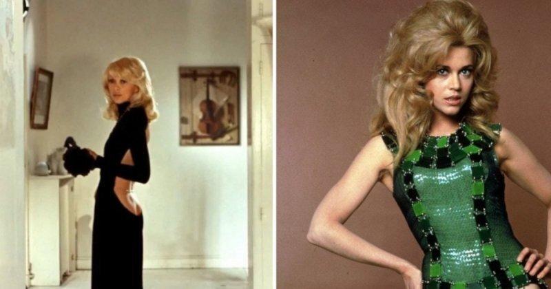 Самые сексуальные наряды мирового кино, которые наповал сразили зрителей