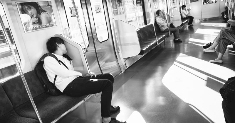 По Японии на поезде