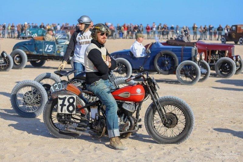 Normandy Beach Race 2019: гонка вне времени под в солнцем