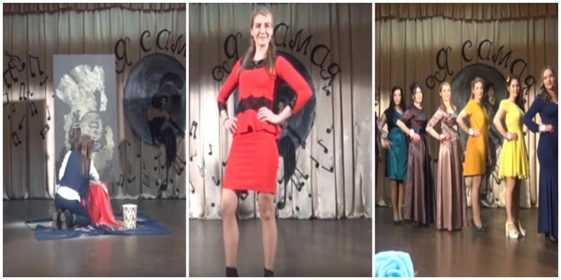 В женской исправительной колонии Нижнего Тагила прошёл конкурс красоты и талантов