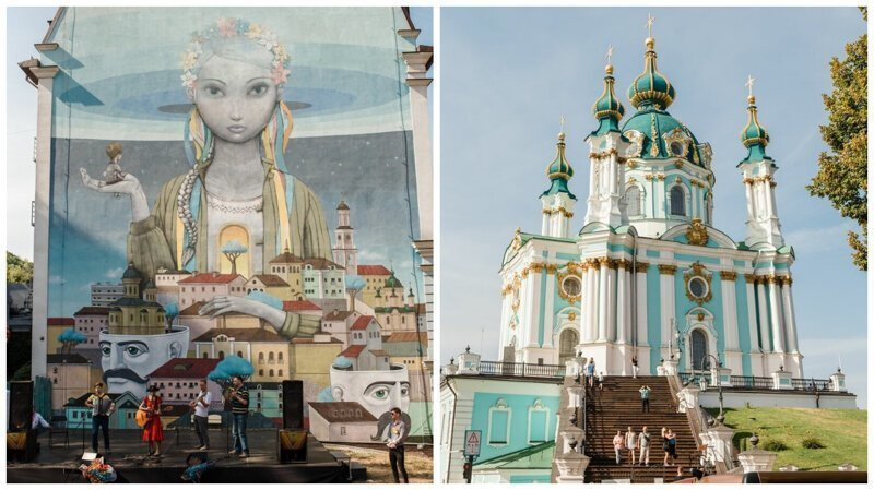 Первый раз в Киеве: впечатления фотографа
