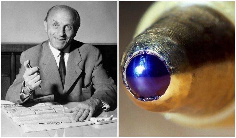 Ласло Биро: история изобретателя шариковой ручки