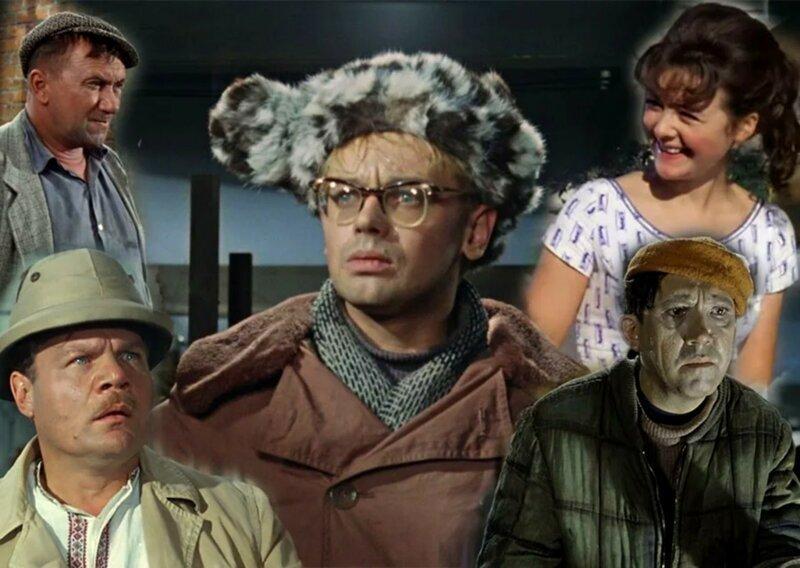 «Операция Ы» (1964) история музыки из кинофильма