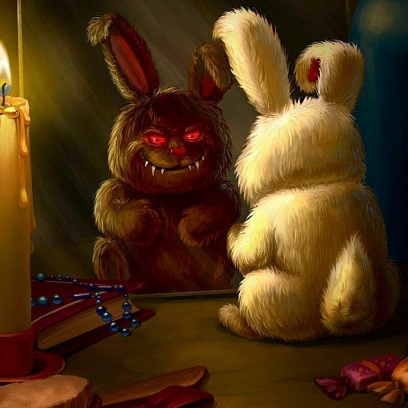 Может ли заяц убить человека? Может!