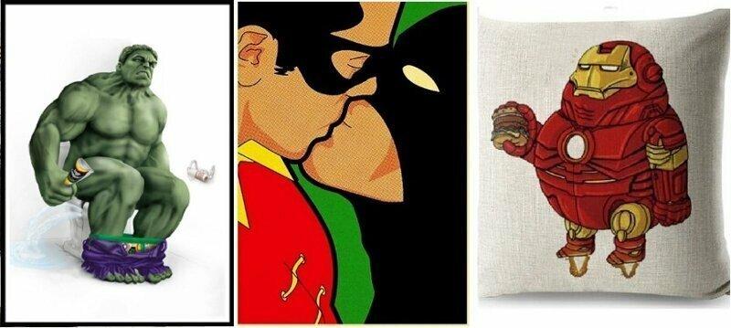 Что приносит в наши дома империя супергероев Marvel?