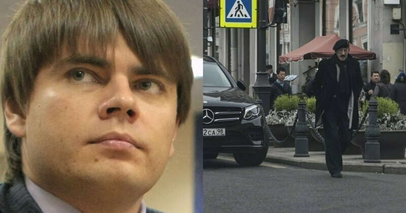 Понять и простить: сын Боярского пожалел пожилого отца, припарковавшегося на встречке