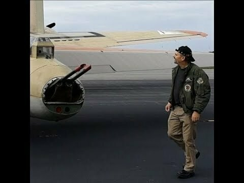 В память о разбившемся самолёте и его экипаже