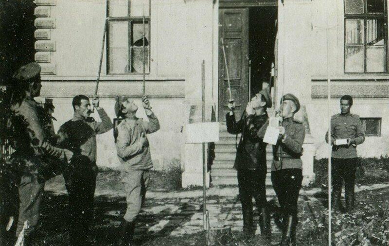Мыльные пузыри на службе отечеству в Великую войну