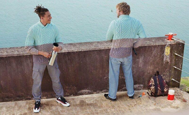 26 свитеров-невидимок: чтобы не отсвечивать