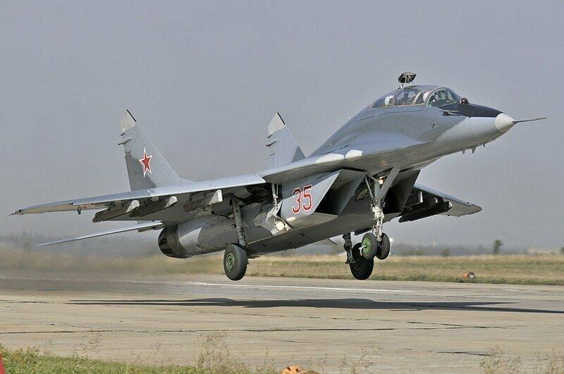 42 года назад МиГ-29 совершил первый полёт