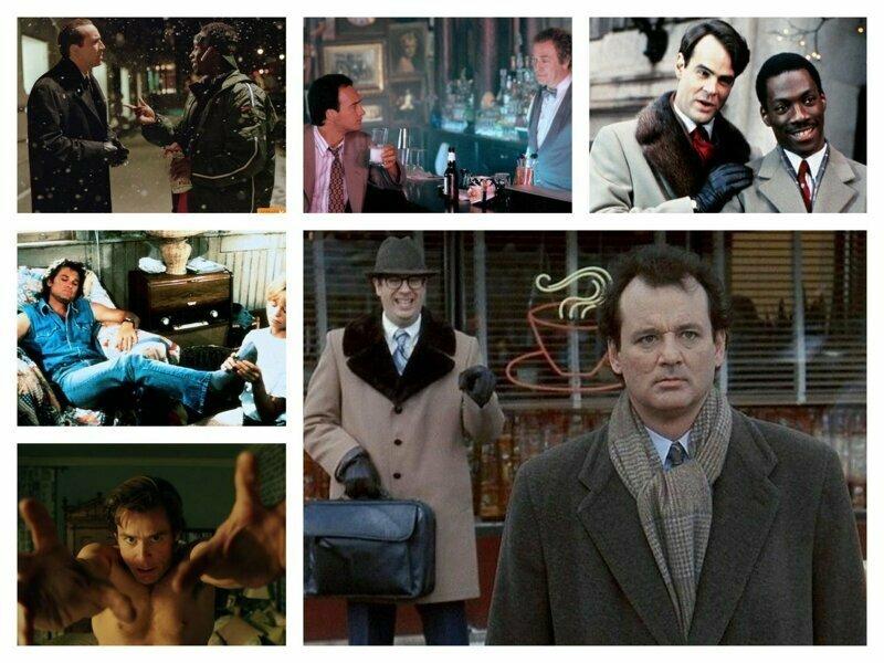 Фильмы где у главного героя меняется всё