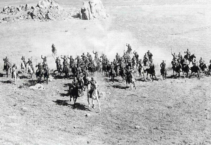 Неизвестная война («Греко-турецкая война 1919—1922 гг.»)