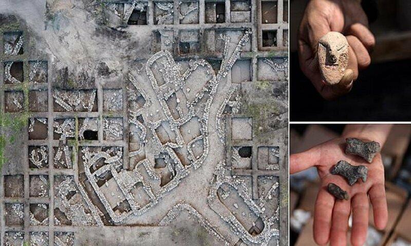 """В Израиле откопали """"древний Нью-Йорк"""""""