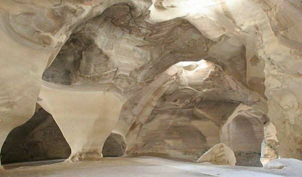 """Революционное открытие в пещере Кесем: """"консервы"""", которым сотни тысяч лет"""