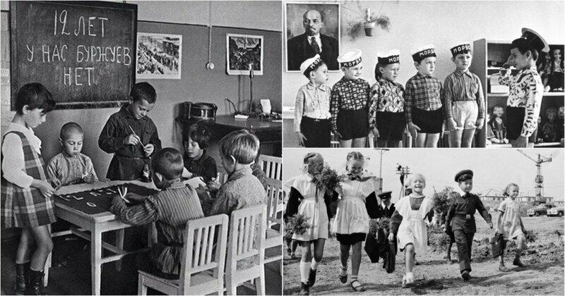 Счастливое детство: 20 атмосферных фотографий советских детей