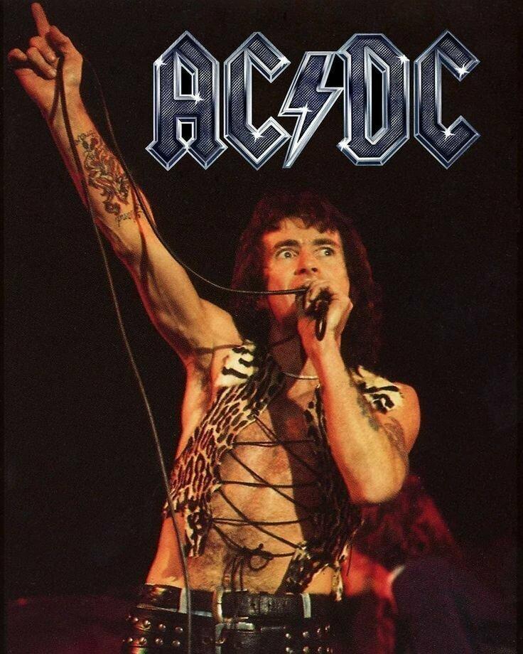 Бон Скотт. Великий голос AC/DC