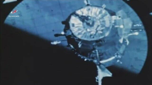 Первая встреча на орбите 16