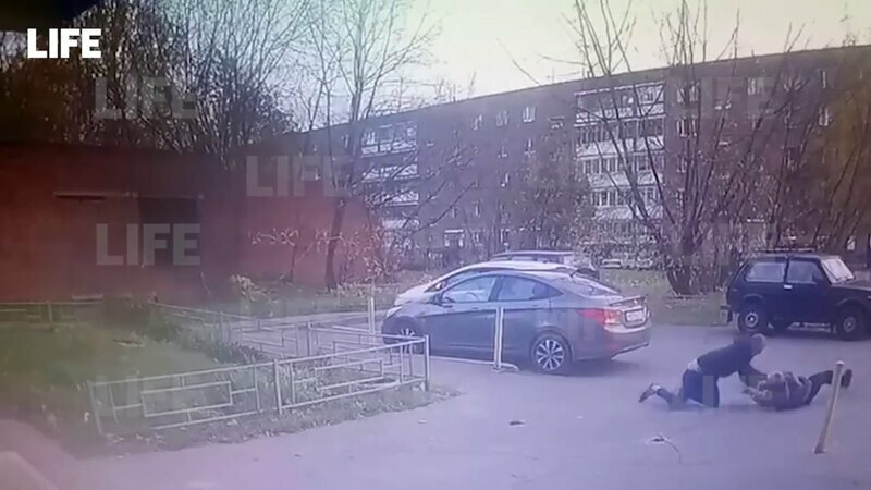 Поножовщина в ЗелАО г. Москвы