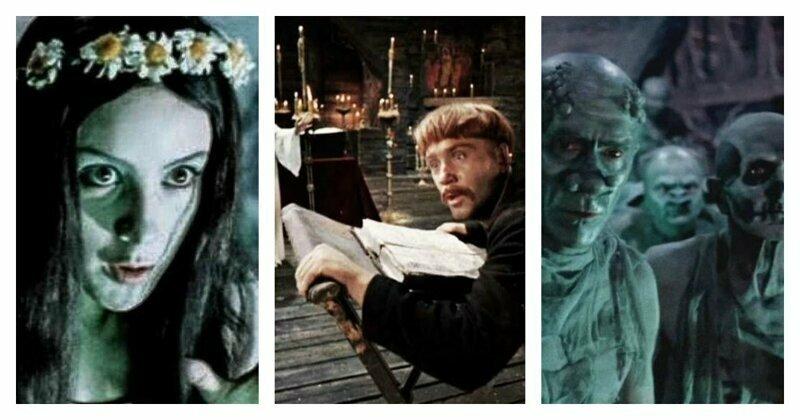 """""""Вий"""" 1967 года, вошёл в сотню лучших фильмов ужаса по версии IndieWire"""