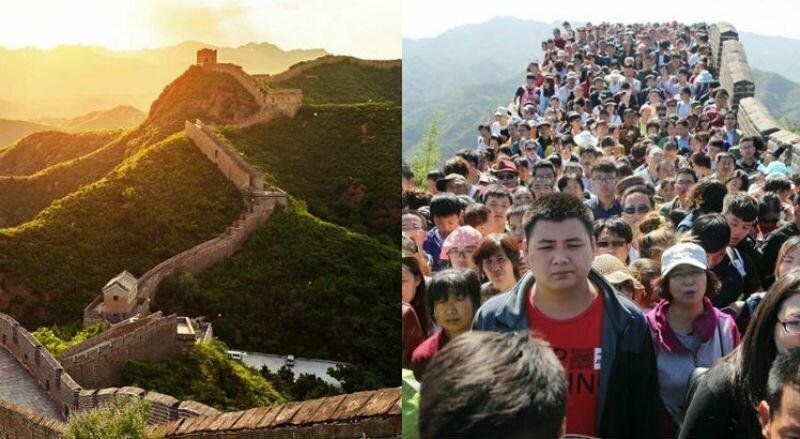 Мечта путешественника, или Ожидание vs реальность