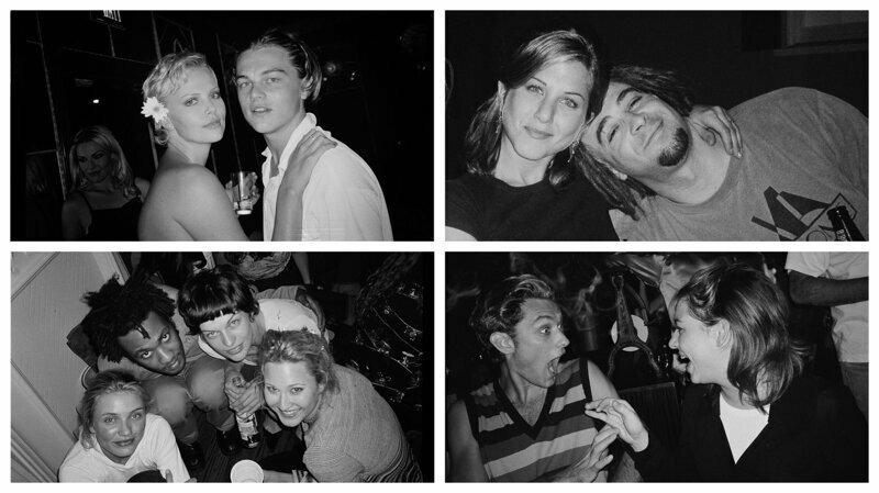 Как зажигали молодые звезды Голливуда в 90-е