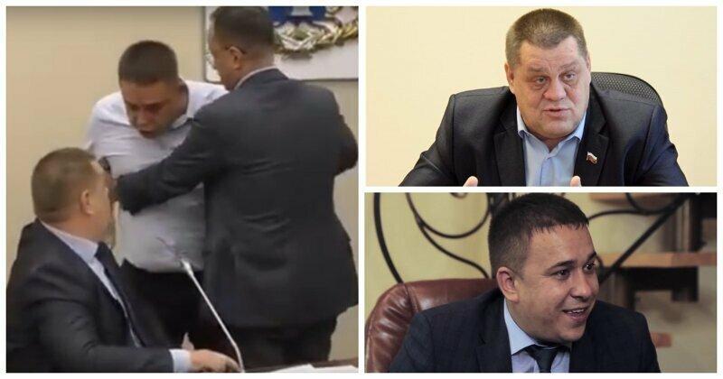 Ульяновские депутаты едва не подрались, обвиняя друг друга в нетрадиционной ориентации