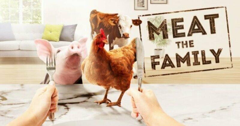 Британский телеканал запускает телешоу, в котором герои будут есть своих домашних питомцев