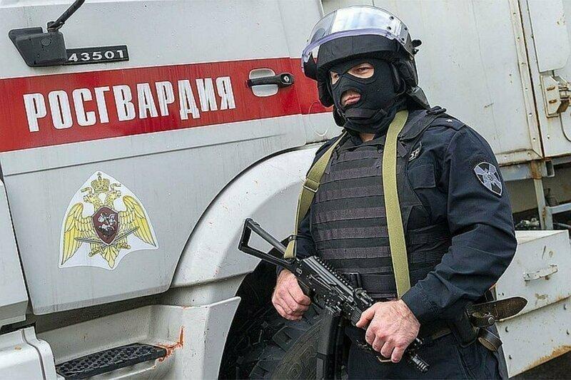 В центре города Саратова обнаружен труп офицера Росгвардии