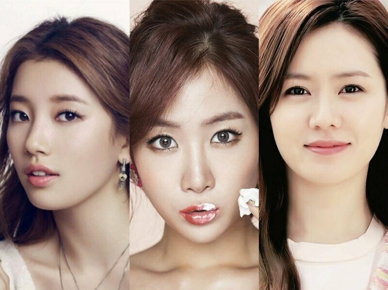 В чём различия между корейской, китайской, японской, вьетнамской, и тайской девушкой