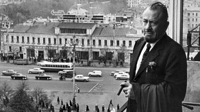 Писатель Джон Стейнбек и начитанный советский милиционер